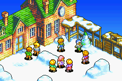 Final Fantasy Tactics Advance - Cut-Scene  - Just play the game - User Screenshot